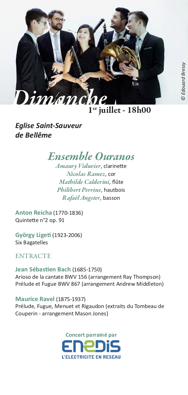 Programme Ensemble Ouranos
