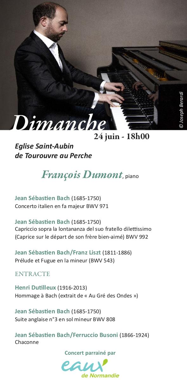 Programme François Dumont